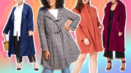 Cute Plus-Size Coats Do Exist, &