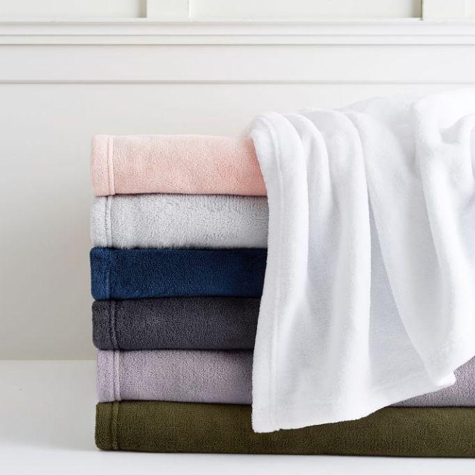 Plush Bed Blanket