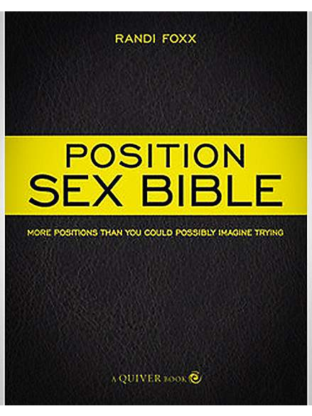 'Position Sex Bible' book.