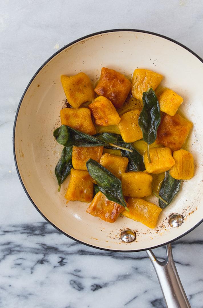 11 Date Night Dinner Recipes Anyone Can Make: Pumpkin Gnocchi
