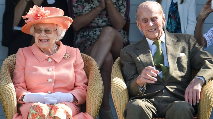 Prince Philip Spent 12 Years Trying