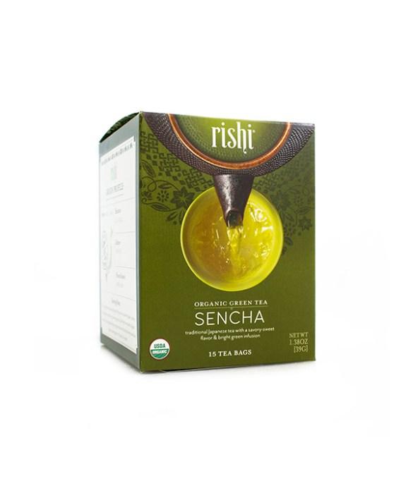 Rishi Sencha Organic Green Tea
