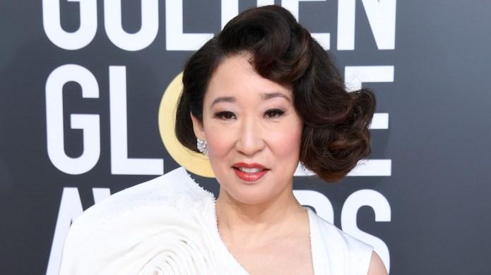 Sandra Oh's Golden Globes 2019 Speech