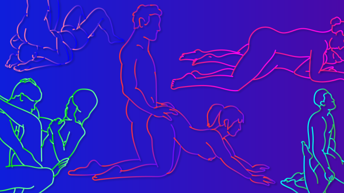 New Sex Positions to Try in