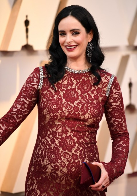 Photo of Krysten Ritter at the 2019 Oscars