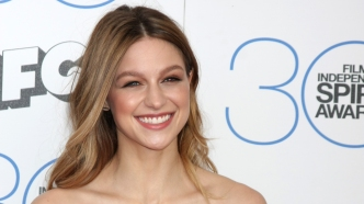photo of Supergirl's Melissa Benoist