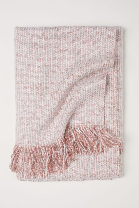 Soft Woven Throw