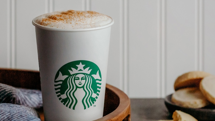 Starbucks Cinnamon Shortbread Latte