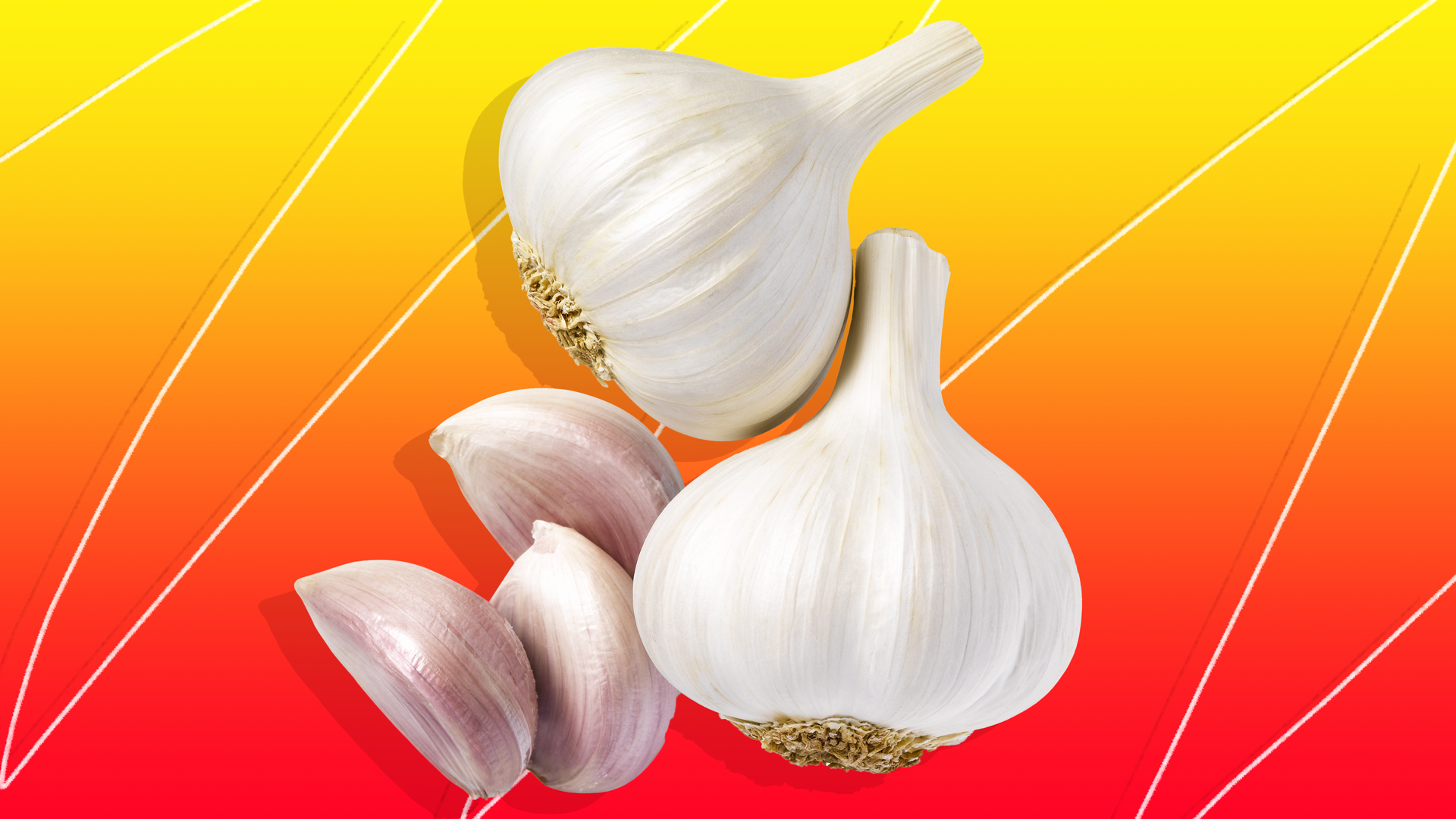 garlic under your pillow