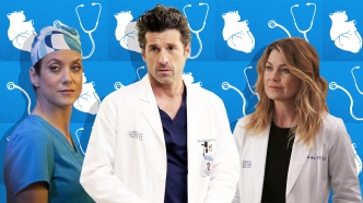 grey's anatomy love triangles