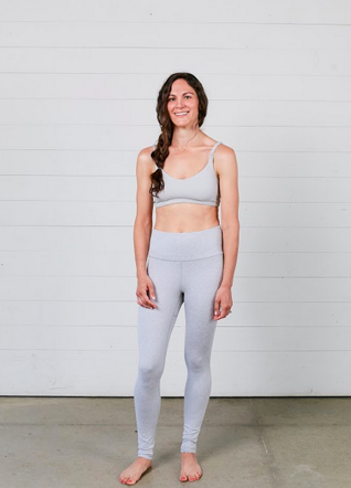 17 Fitness Must-Haves for New Moms to Kick Your Workout Into Gear: Anook Athletics Leggings