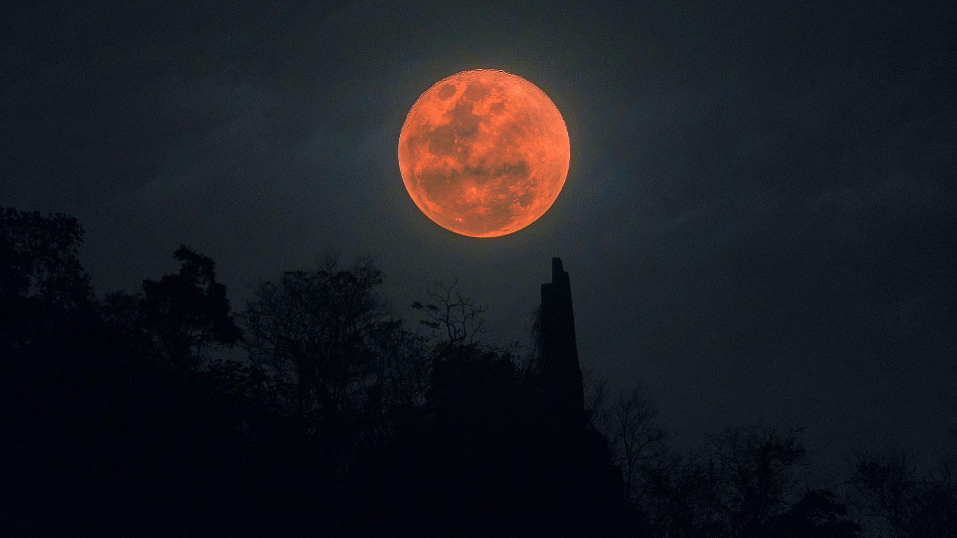 blood moon january 2019 est time - photo #23