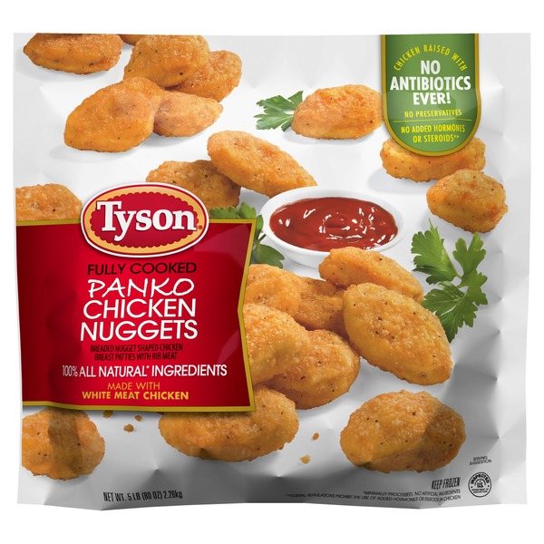 photo of Tyson Panko Chicken Nuggets