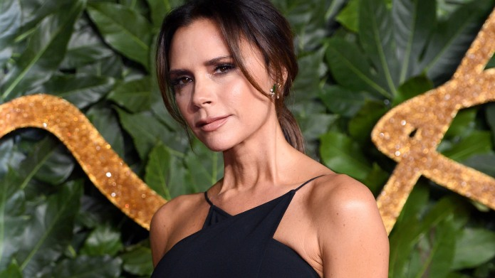 Victoria Beckham arrives at The Fashion