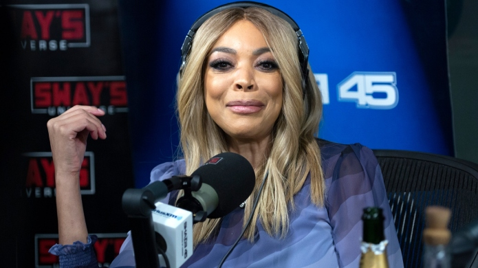 Wendy Williams visits SiriusXM Studios on