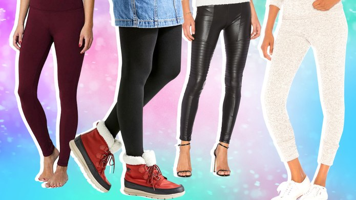 Winter Leggings That Will Actually Keep