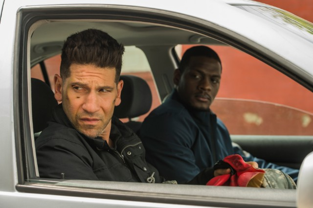 Still from 'The Punisher'