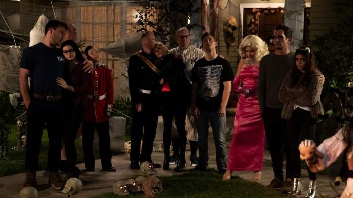 The cast of 'Modern Family' season