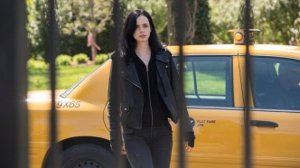 Still from Netflix/Marvel series Jessica Jones