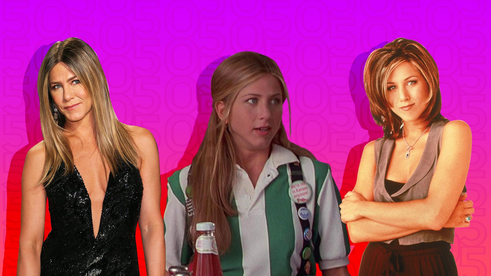 1ca2ba3bdae9 50 Reasons We Love Jennifer Aniston on Her 50th Birthday – SheKnows