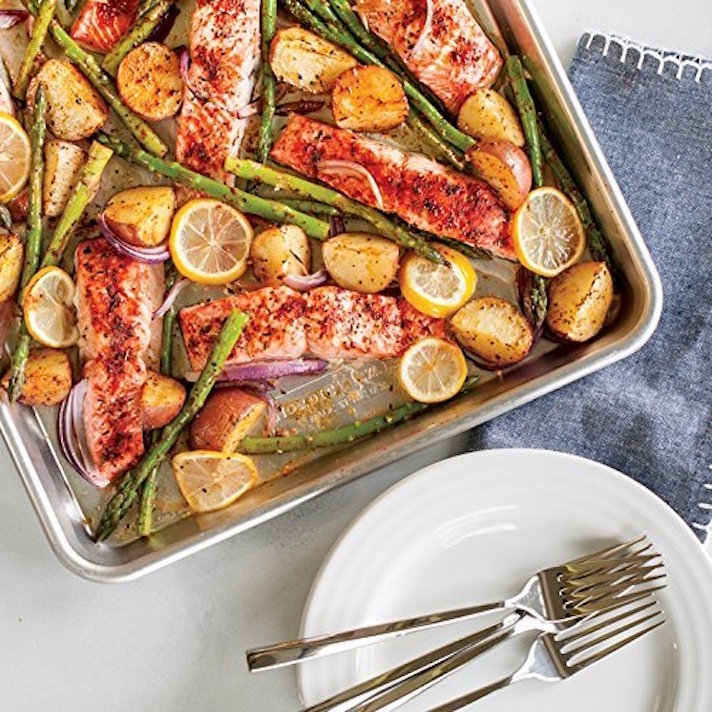 The 15 Best Kitchen Products You Can Get for $15 or Less: Nordic Ware Natural Half Sheet Pan