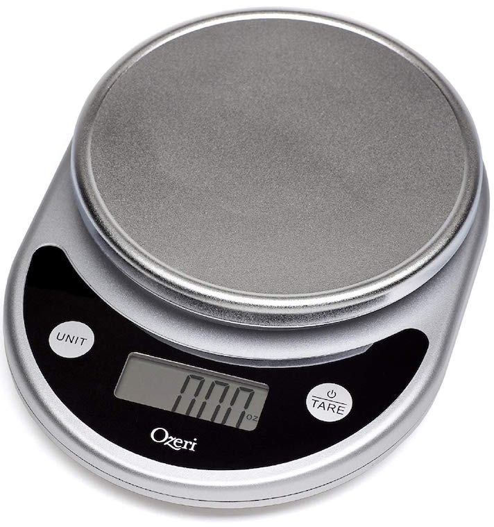 The 15 Best Kitchen Products You Can Get for $15 or Less: Ozeri Pronto Digital Multifunction Kitchen and Food Scale
