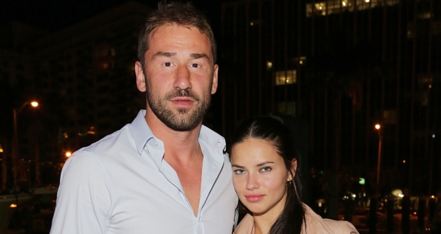 Adriana Lima & Marko Jaric