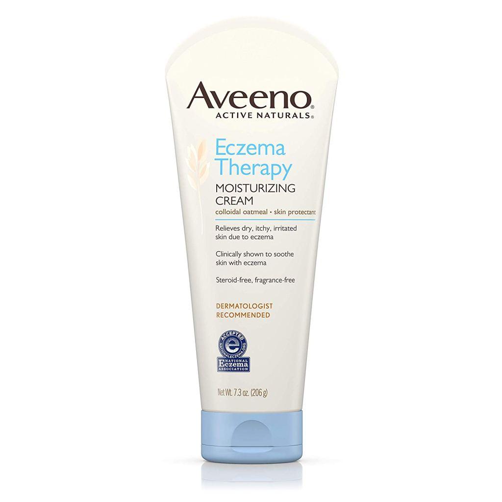 Aveeno Eczema Therapy Cream