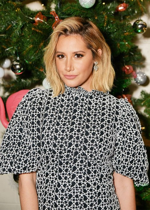 Before: Ashley Tisdale