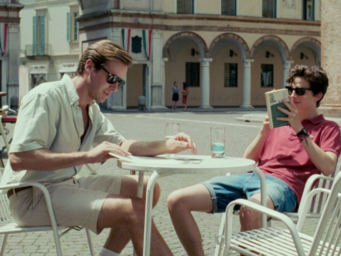 breakup movie 'Call Me By Your Name' Armie Hammer Timothée Chalamet