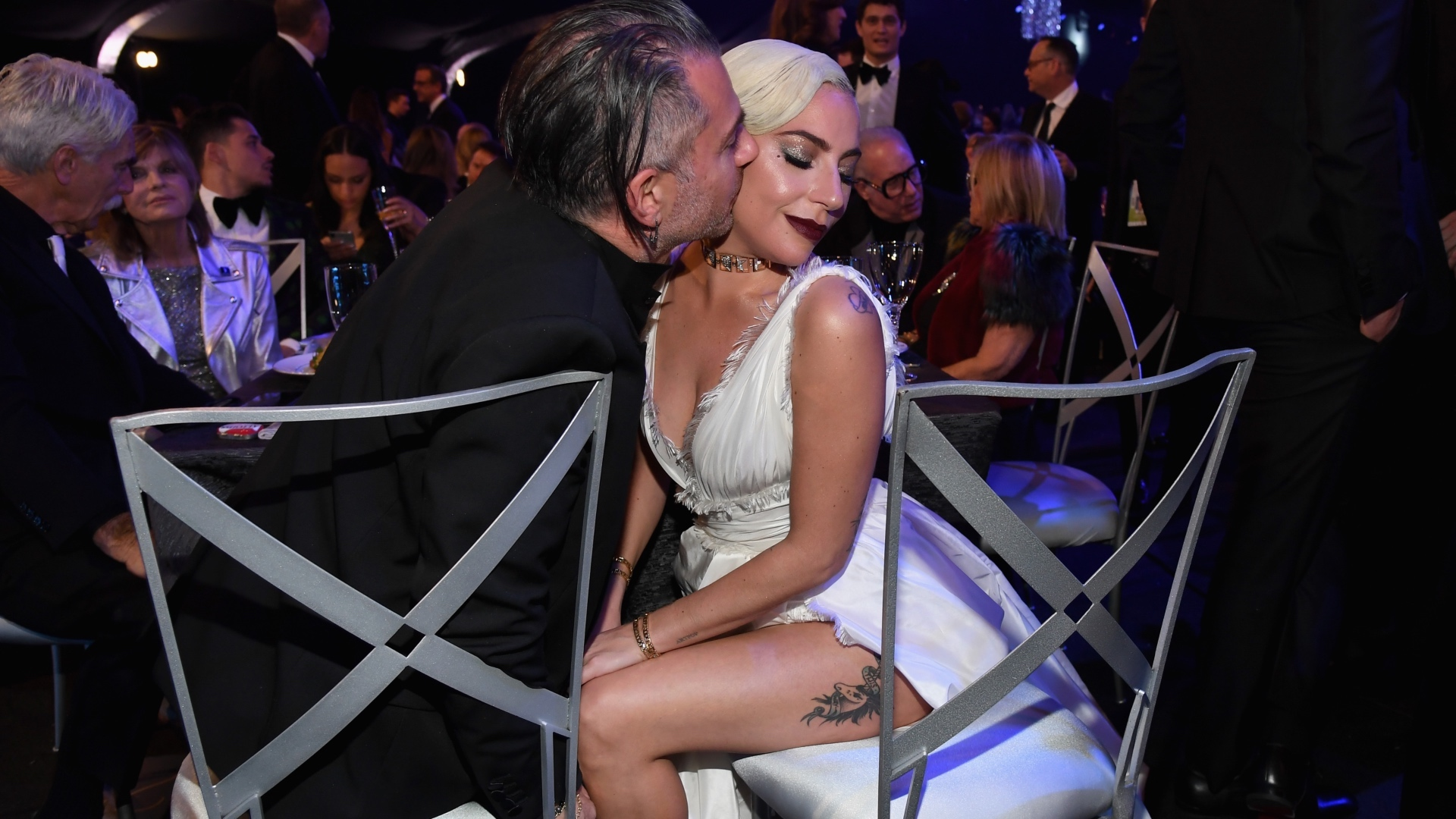 Who Is Christian Carino What To Know About Lady Gaga S Fiance