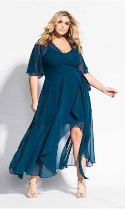 Enthrall Me Maxi Dress