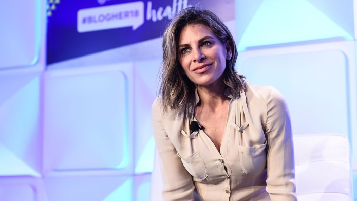 Jillian Michaels at #BlogHer18 Health Conference