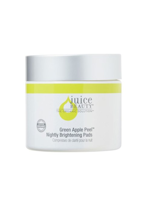 Juice Beauty Green Apple Peel Nightly Brightening Pads- Travel Size