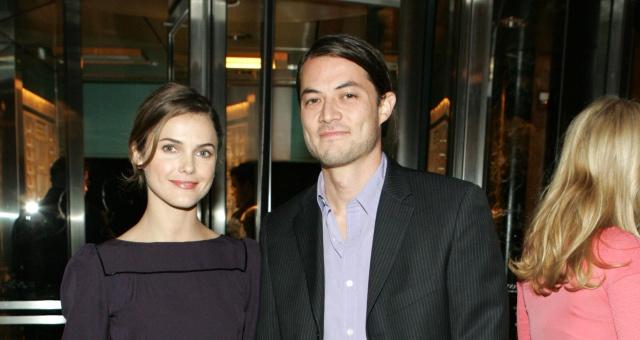 Keri Russell & Shane Deary