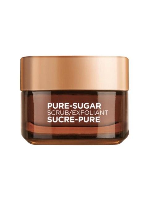 L'Oréal Pure-Sugar Scrub/Exfoliant