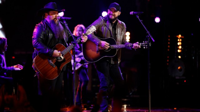 Photo of Sundance Head on 'The Voice'