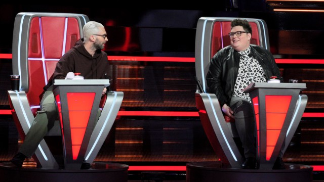 Photo of Jordan Smith on 'The Voice'
