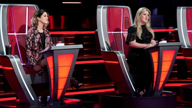 Photo of Cassadee Pope on 'The Voice'