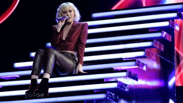 Photo of Chloe Kohanski on 'The Voice'
