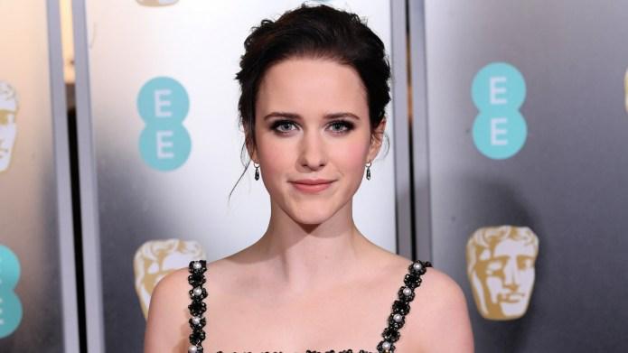 Rachel Brosnahan BAFTA