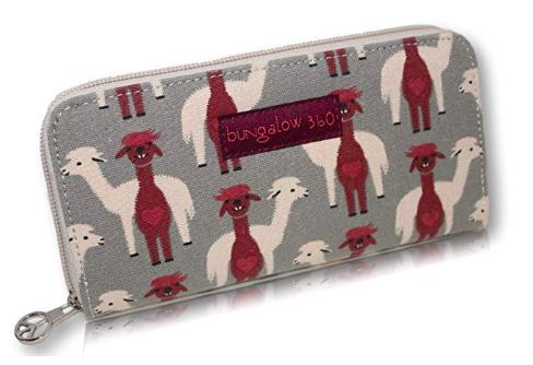 bungalow llama wallet