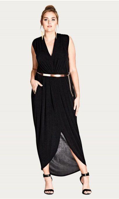 Sexy Slink Maxi Dress