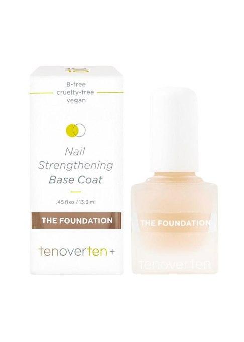 Tenoverten The Foundation Nail Strengthening Base Coat