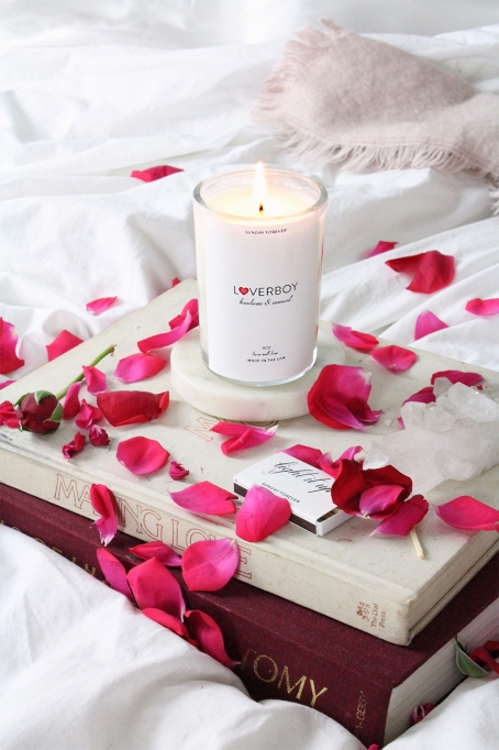Loverboy Candle