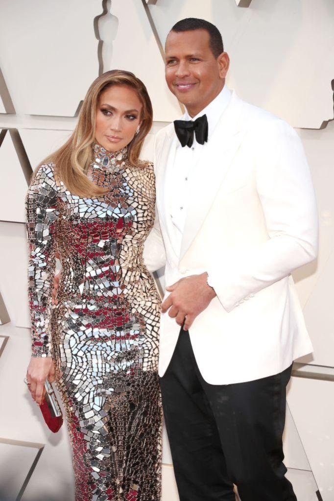 Jennifer Lopez, Alex Rodriguez91st Annual Academy Awards, Arrivals, Los Angeles, USA - 24 Feb 2019