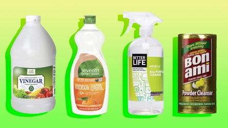 15 All-Natural Cleaning Products That Really
