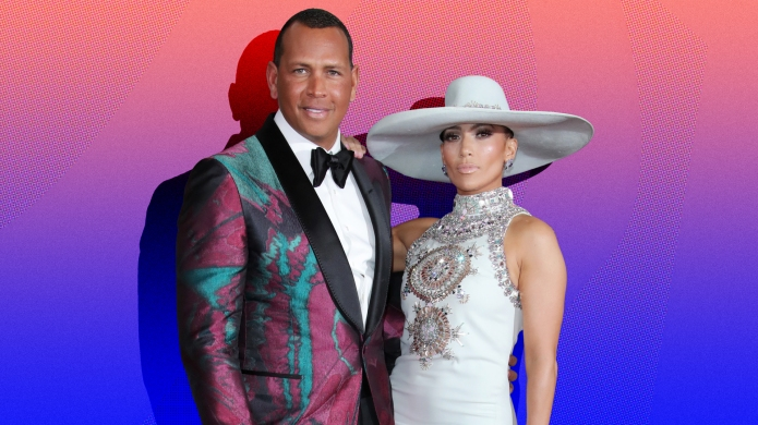 The Cutest Grammys Couples Included A-Rod