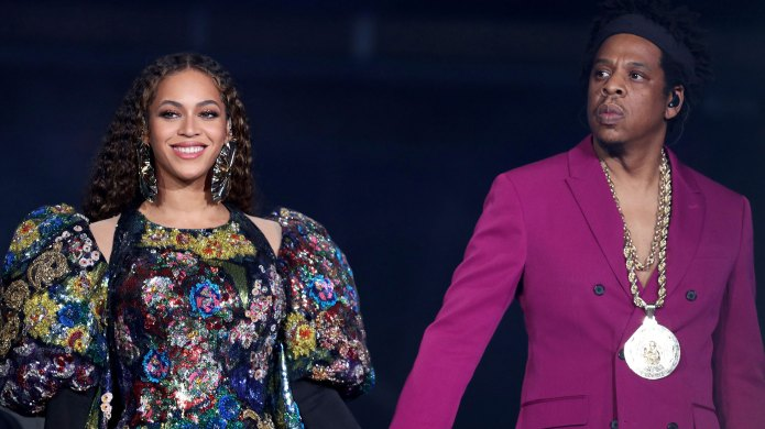 Here's What Beyoncé & Jay-Z Served