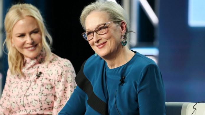 Nicole Kidman and Meryl Streep at